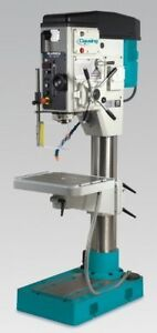 29 Swg 5 5hp Spdl Clausing Bc50ve Drill Press