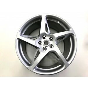 Ferrari 458 Italia Spider Aluminum Rims Rear 20 Wheel Rim 282333