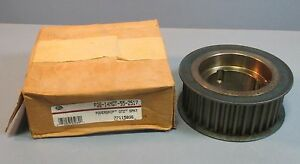 Gates P36 14mgt 55 2517 Powergrip Gt2 Sprocket Taper Lock Timing Pulley Nos