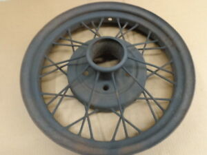 Model A Ford 19 Wire Wheel Mt 1967
