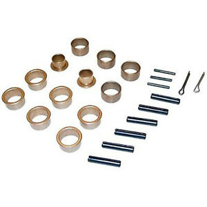 Seat Pin Bushing Kit Set Rest O Ride Seat For Case 800 900 700 600 4000 Tractor