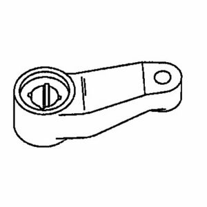Steering Arm John Deere 2155 2440 2150 2355 1950 302 401 2855 301 2640 T36705
