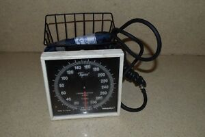 Welch Allyn Tycos Blood Pressure Gauge With Large Adult Cuff