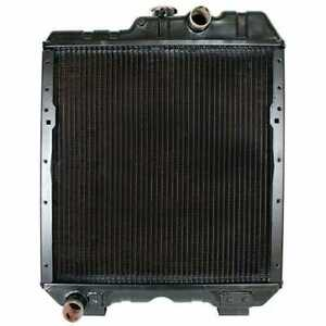 Radiator New Holland Tn75d Tn75 Tn70 Case Ih Jx1070c Jx1060c Jx65 Jx1075c Jx55