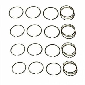 Piston Ring Set 060 Oversize 4 Cylinder Minneapolis Moline M670 M602 M5