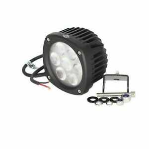 Led Work Light 35w Compact Square Flood Beam Case John Deere Caterpillar