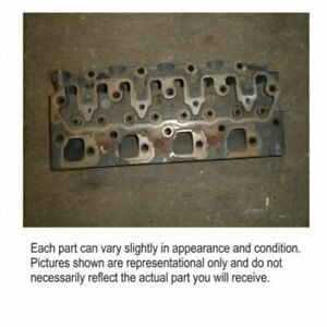 Used Cylinder Head New Holland L565 Ls160 Lx565 Sba111017501