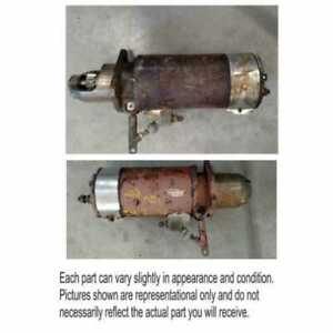 Used Starter Compatible With Minneapolis Moline Gvi 10a9759