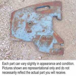 Used Suitcase Weight New Holland 9482 9882 9682 9282 9484 Ford 9480 9880 9680