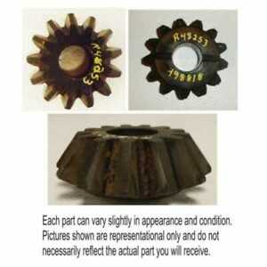 Used Differential Pinion Gear John Deere 4520 4620 4630 4640 4840 7520 8430