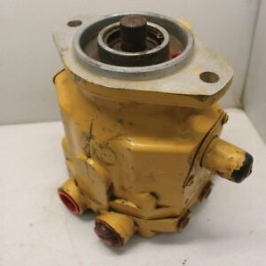 Used Hydraulic Pump Tandem Front New Holland L783 L781 L784 L785 9605015