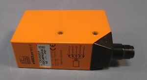 Ifm Efector200 Od5007 Photoelectric Color Sensor Odc mpkg us 10 30vdc Used