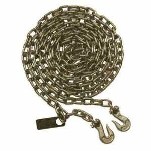 Chain Assembly With Id Tag Grade 70 1 2 X 20 Feet