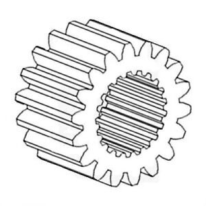 Planetary Gear International John Deere 2040 1640 2150 2240 Ford 6700 5610 6600