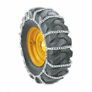 Tractor Tire Chains Ladder 18 4 X 28 Sold In Pairs