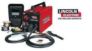 Lincoln K2185 1 Handy Mig 110v Mig Welder new