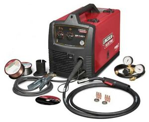 Lincoln Electric U2688 3 Sp 140t Mig Welder