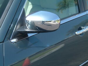 2006 2010 Dodge Charger Chrome Mirror Cover