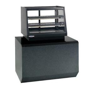 Federal Err 3628ss Elements 36 Refrigerated Countertop Display Case