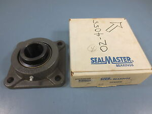 1 Nib Sealmaster Sf 27 Pillow Block Bearing 1 11 16 Inch