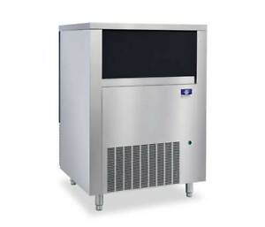 Manitowoc Rf0266a Undercounter Flake Ice Machine Excellent Condition