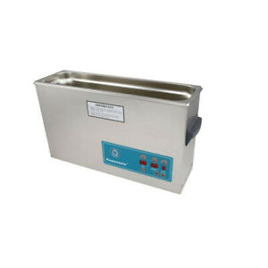 Crest P1200d 132 Ultrasonic Cleaner heat timer power Control 2 5 Gal