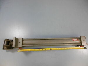 Used Miller H61r Hydraulic Cylinder 2 Bore 18 Stroke