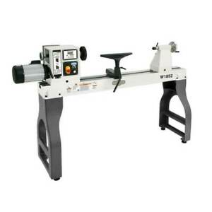 Shop Fox W1852 220 volt 22 X 42 inch 3 Hp 3 phase Variable Speed Wood Lathe