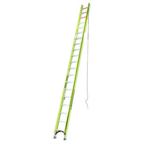 Little Giant 17740 40 foot Fiberglass Type Ia Hyperlite Extension Ladder