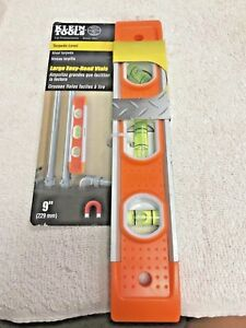 Torpedo Level Klein Tools Magnetic 9 For Professionals since 1857
