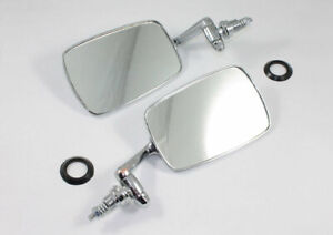 Vw Type 1 3 Pair Of Side View Mirrors Bug Sedan Super Beetle Squareback