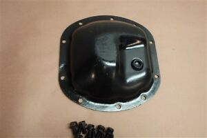 Front Axle Differential Cover Jeep Cherokee 1987 2006 Wrangler Dana Spicer 30