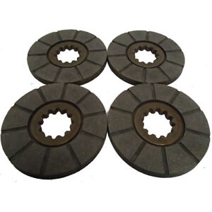 Brake Disc For Farmall M Super M Wd 6 W 6 400 450 Brakes Tractor