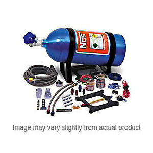 Nos 02102 Big Shot Single Stage Nitrous Kit Dominator 4500