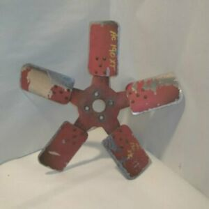 Used Cooling Fan 5 Blade Allis Chalmers 185 190xt 190 180 70255751