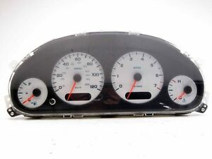 2000 2004 Dodge Grand Caravan Gauge Instrument Speedometer Cluster 3 3 Liter