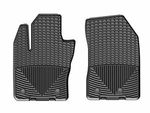 Weathertech All weather Floor Mats For Jeep Renegade 2015 2019 1st Row Black