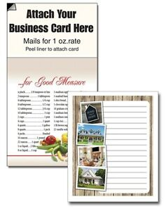 Home Sweet Home Magnetic Business Card Things To Do Notepads Note Scratch Pads