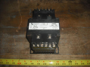 Hps Hammond Transformer Ph500mli 500 Va 24v 115v 4 35 A 208 230 460v
