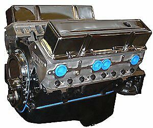 Blueprint Engines Bp3834ct1 Budget Stomper Small Block Chevy 383ci Base Engine W
