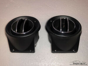 St1965 66 Chevy Impala A c Dash Vent Set A c Air Conditioning 65 1966 Belair