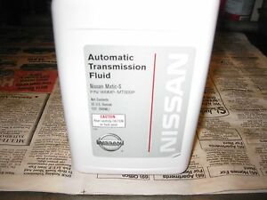 Nissan Matic S Transmission Oil