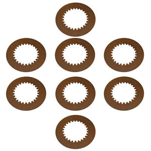 Steering Clutch Disc Set Fits John Deere Crawler 420 430 440 fiber Replacement