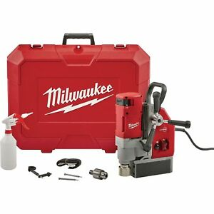 Milwaukee 4272 21 Compact Electromagnetic Drill 1 5 8in