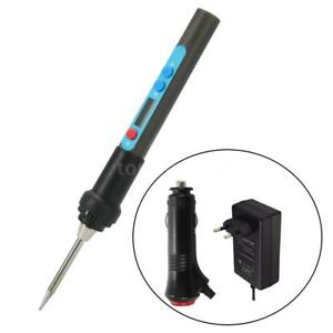 Digital Adjustable Temperature Electric Soldering Iron Set With L6r8