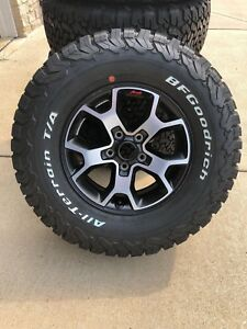 2018 Jeep Wrangler Rubicon Wheels And Tires