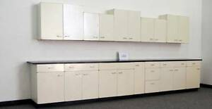Laboratory Lab Cabinets Casework 15 Base 14 Wall