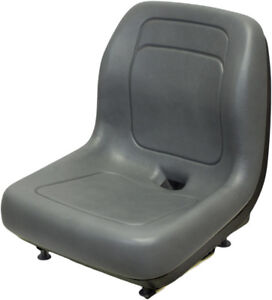 Skid Steer Seat Fits New Holland Ford Tractor Models Ls120 Ls125 Ls140 Ls150