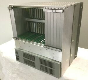 Adept Mv 19 Robot Controller 19 slot Plc Chassis Rack Power Supply 330330 25000