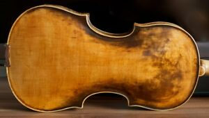Very Old Labelled Vintage Violin E Tom Carcassi 1749 Geige